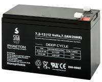 AGM 7Ah 12V Akku, Blei Batterie USV
