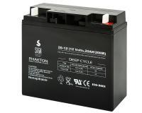 AGM 20Ah 12V Blei Batterie Akku