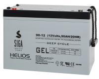 Helios GEL 90Ah Versorgungsbatterie