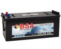 Solar Gel Batterie 150Ah 12V Gelakku
