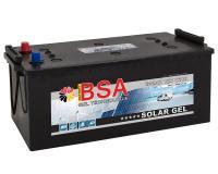 Solar Gel Batterie 240Ah 12V Gelakku