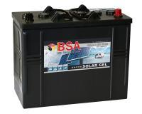 Solar Gel Batterie 140Ah 12V Gelakku