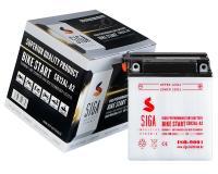 Motorrad Batterie YB12AL-A, YB12AL-A2 12Ah 12V