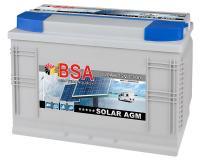 AGM VRLA Wohnmobil-Batterie 120Ah
