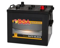 Nato Block Batterie 125Ah