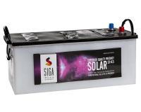 SIGA SOLAR Trocken 143Ah 12V Solarbatterie