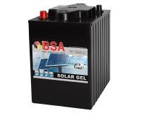 Solar Gel Batterie 225Ah 6V Antrieb