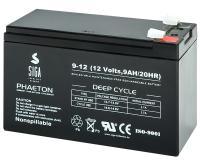 Akku 9Ah 12V Hochstrom Blei Batterie