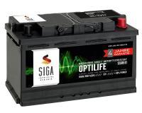 SIGA OptiLife 12V 85Ah Autobatterie 4 Jahre Garantie