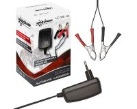 Loadchamp Blei Akku 12V 0,8A Batterie Ladegerät