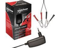 Loadchamp Blei Akku 6V 1,2A Batterie Ladegerät