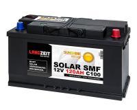 SOLAR SMF 120Ah Solarbatterie Langzeit