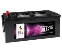 SOLAR 140Ah Semi-Traktionsbatterie SIGA