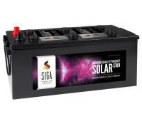 SOLAR 180Ah Semi-Traktionsbatterie SIGA