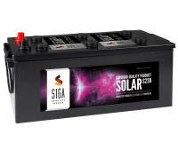 SOLAR 230Ah Solarbatterie Traktionsbatterie SIGA