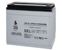 Helios GEL 145Ah Versorgungsbatterie