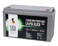 Lithium Batterie 100Ah 12,8V LiFePO4