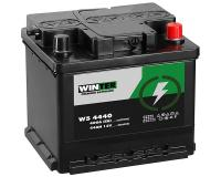 WINTER Autobatterie 44Ah 12V