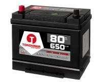 Autobatterie ASIA 80Ah 12V PPL