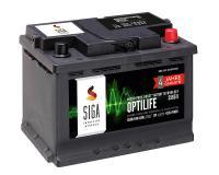 SIGA OptiLife 12V 65Ah Autobatterie 4 Jahre Garantie