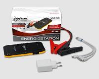 Starthilfe + Energiestation 6.000mAh Powerbank