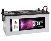 SIGA SOLAR Trocken 230Ah 12V Solarbatterie