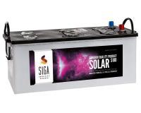 SIGA SOLAR Trocken 180Ah 12V Solarbatterie