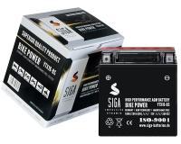 16Ah AGM Motorrad Batterie YTX16-BS, YTX16-4