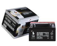 7Ah AGM Motorrad Batterie YTX7A-BS, YTX7A-4