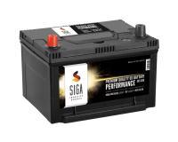 SIGA US Autobatterie 90Ah 850A/EN 12V
