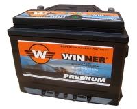 WINNER Premium HP Autobatterie 62 Ah